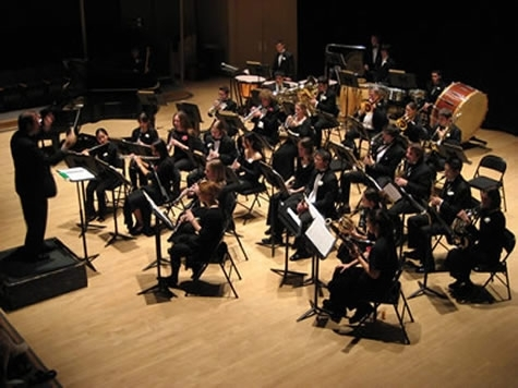 Wind Ensemble in Concert