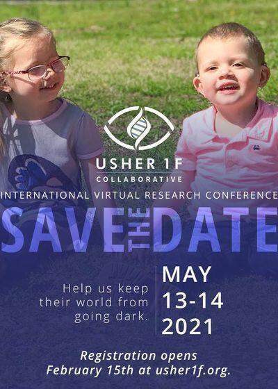 Usher conference flyer image