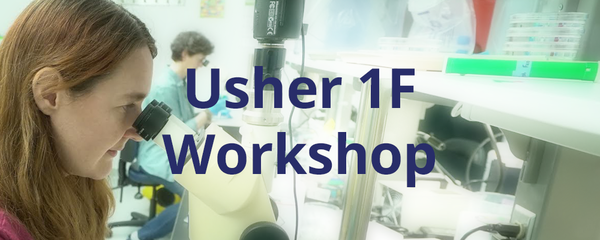 Usher 1F Workshop image