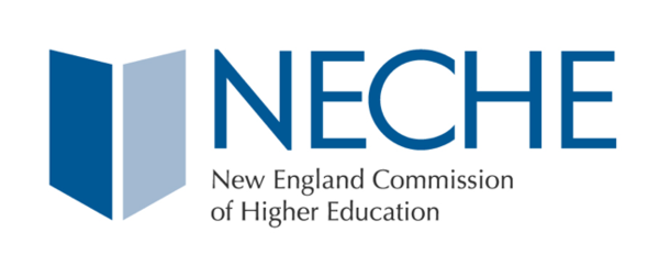 New England Commission of Higher Education logo