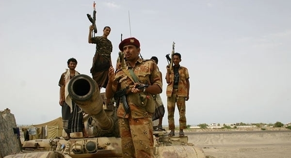 Houthi Affiliated Fighters in Yemen