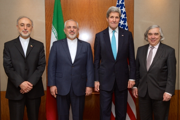 Secretaries Kerry and Moniz meet with Foreign Minister Zarif and Atomic Energy Agency Head Salehi