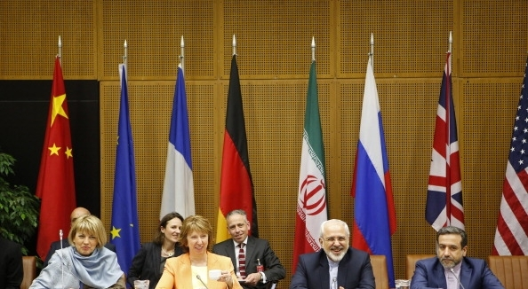 Iran-P5+1 negotiations in Vienna