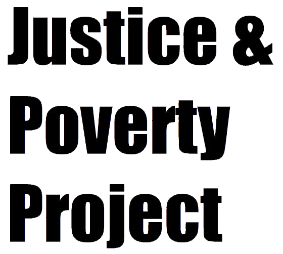 justice and poverty project logo