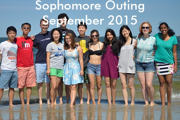 Sophomore Outing