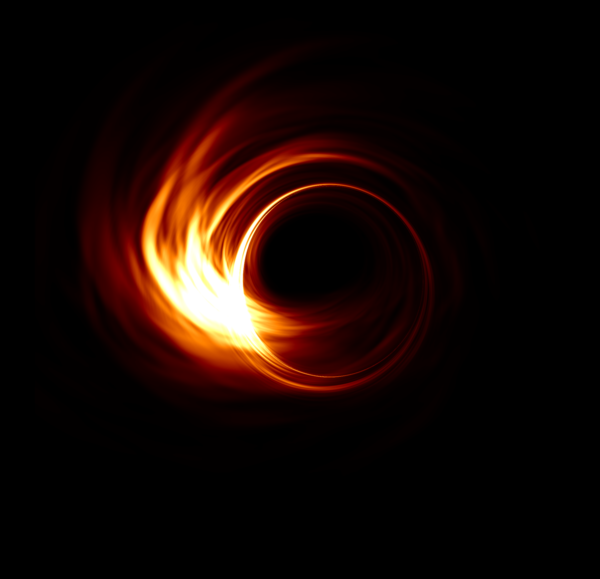 Black hole simulation