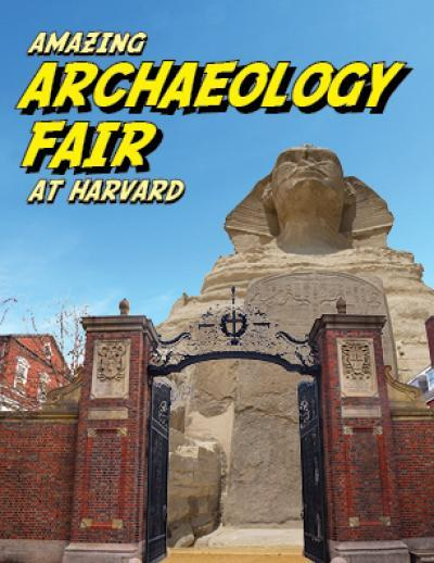 Amazing Archaeology Fair
