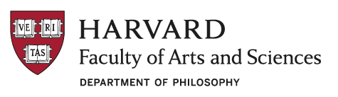 Harvard Faculty of Arts and Sciences Department of Philosophy