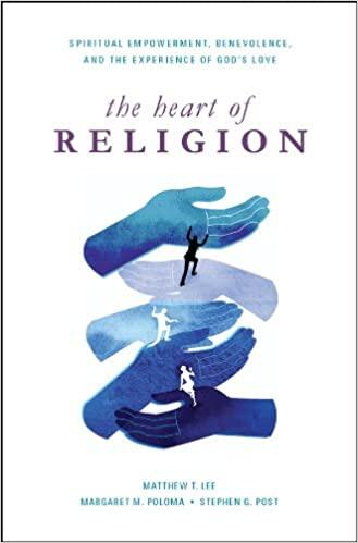 Heart of Religion OUP Lee Poloma Post
