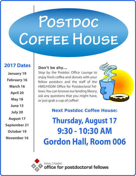 2017 Coffee House