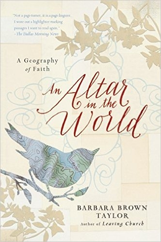 An Altar in the World book cover