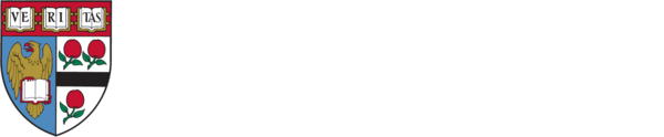 Harvard Memorial Church logo white