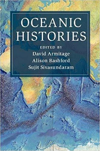 Image of book cover of Oceanic Histories