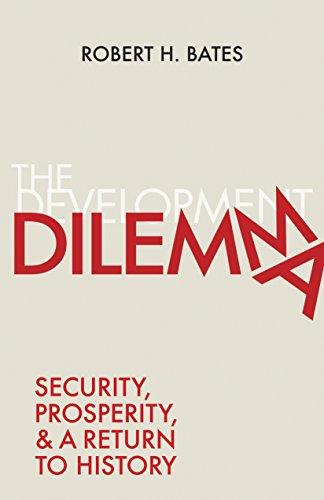 image of The Development Dilemma book cover