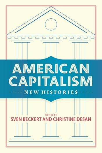 Image of book cover of American Capitalism