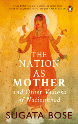 image of The Nation as Mother book cover