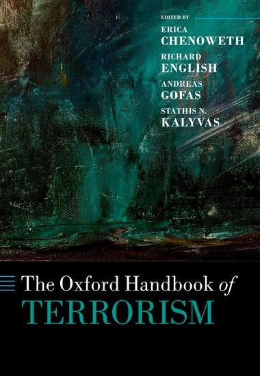book cover for The Oxford Handbook of Terrorism