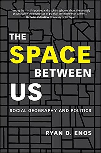 image of The Space between Us book cover
