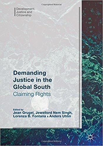 Image of book cover Demanding Justice in the Global South