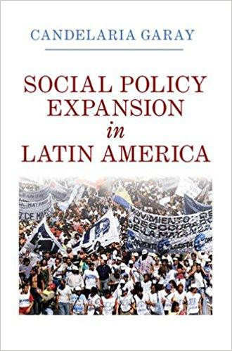 Image of book cover Social Policy Expansion in Latin America