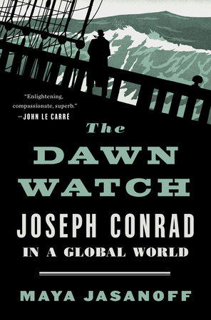 image of The Dawn Watch book cover