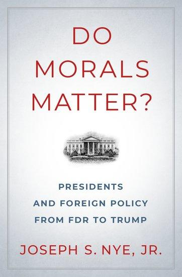 Image of book cover for Do Morals Matter?