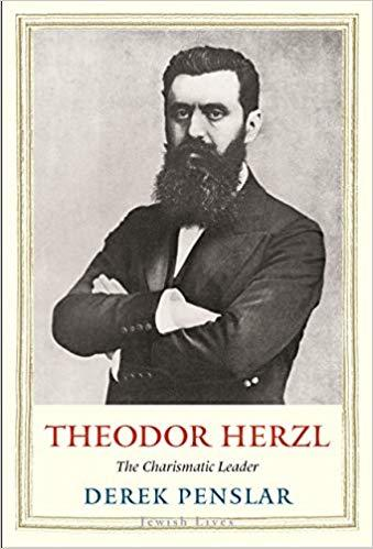Image of book cover for Theodor Herzl