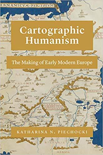 Image of book cover for Cartographic Humanism