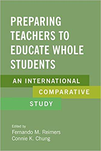 Book cover for Preparing Teachers to Educate Whole Students