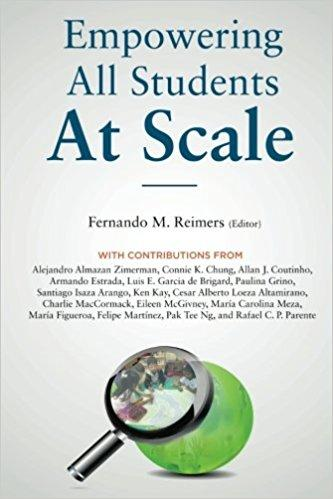 Image of book cover Empowering All Students At Scale