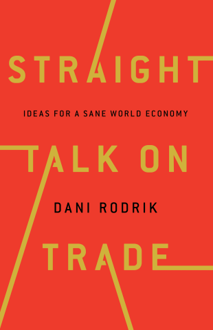 image of Straight Talk on Trade book cover