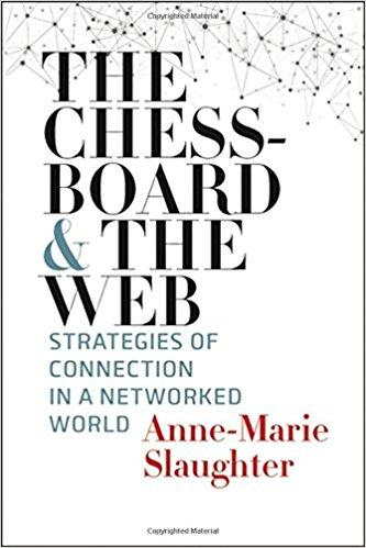 Image of book cover The Chessboard and the Web