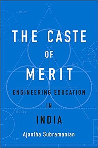 Image of book cover for The Caste of Merit