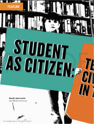 Student as Citizens: Teaching Critical Civic Literacy Skills in the Library