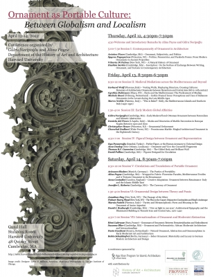 2012 Lecture Poster
