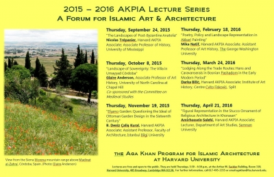 Lecture Poster 2015-2016