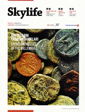 Cover of SkyLife Magazine