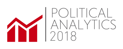 political analytics conference logo