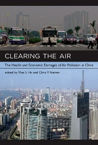 Cover of Clearing the Air