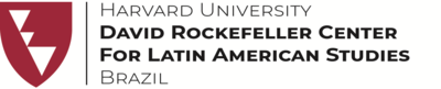 Harvard's David Rockefeller Center for Latin American Studies (DRCLAS) Brazil office logo