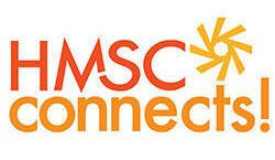 HMSC Connects Logo