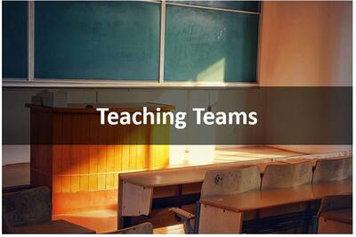 Teaching Teams