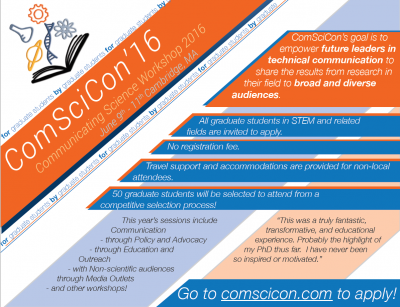 ComSciCon16 Flyer #3