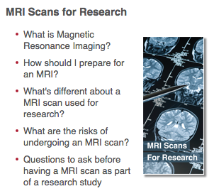 MRI Scans for Research