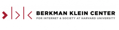 Berkman-Klein center for internet and society