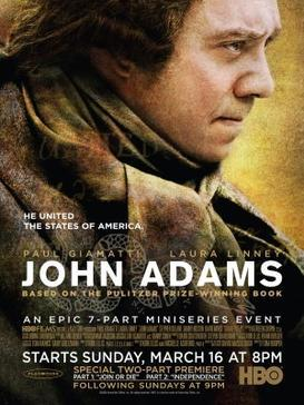John Adams Miniseries