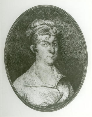 Portrait of Mary Katherine Goddard (Public Domain)