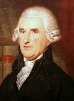 Thomas McKean, Portrait by Charles Willson Peale
