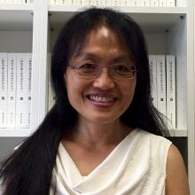 photo of Professor Wai-yee Li - a Chinese woman