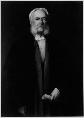 Henry Willard Williams, MD, First Chair of the Harvard Medical School Department of Ophthalmology